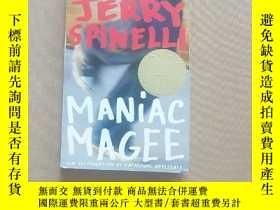 二手書博民逛書店Maniac罕見MageeY11026 Jerry Spinel