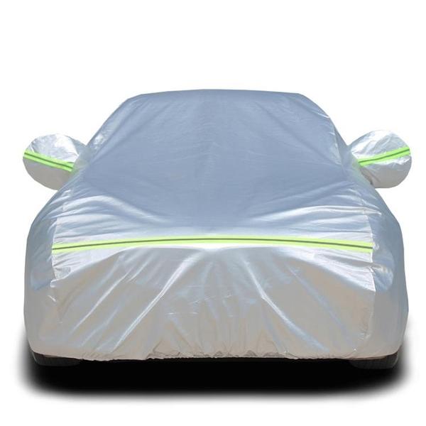 雪佛蘭科沃茲科魯茲邁銳寶賽歐3汽車衣車罩防曬防雨隔熱厚遮陽罩 MKS免運 - 夢藝家