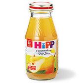 【TwinS伯澄】HiPP喜寶-純西洋梨汁200ml No.8032