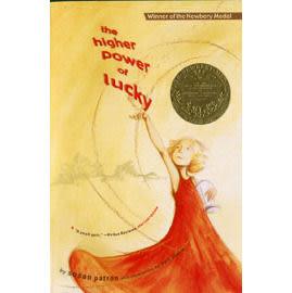 【紐伯瑞金牌獎】THE HIGHER POWER OF LUCKY (樂琦的神奇力量)