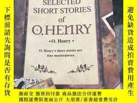 二手書博民逛書店SELECTED罕見SHORT STORIES OF Q.HEN