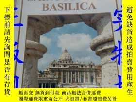 二手書博民逛書店GUIDE罕見TO SAINT PETER'S BASILICA