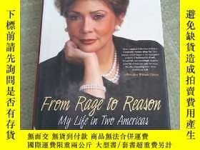 二手書博民逛書店From罕見Rage to Reason【從憤怒到理智】精裝 英文原版 沒勾畫Y6318 Janet Lang