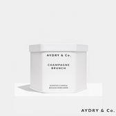 AYDRY & Co. 天然手工室內香氛蠟燭 212g 微醺香檳