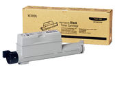 106R01221  FujiXerox  黑色碳粉匣(18K) Phaser 6360