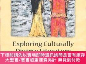 二手書博民逛書店Exploring罕見Culturally Diverse Literature For Children And