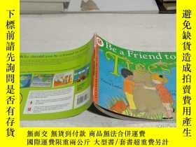 二手書博民逛書店Be罕見a Friend to Trees (Let s Read and Find Out) 自然科學啟蒙2:跟