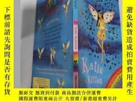 二手書博民逛書店rainbow罕見magic katie the kitten fairy 彩虹魔術小貓仙女凱蒂..,Y200