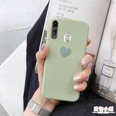 三星s8 A60手機殼S9 note8抹茶綠A8S愛心s10 s7/c5C7c9硅膠a9star