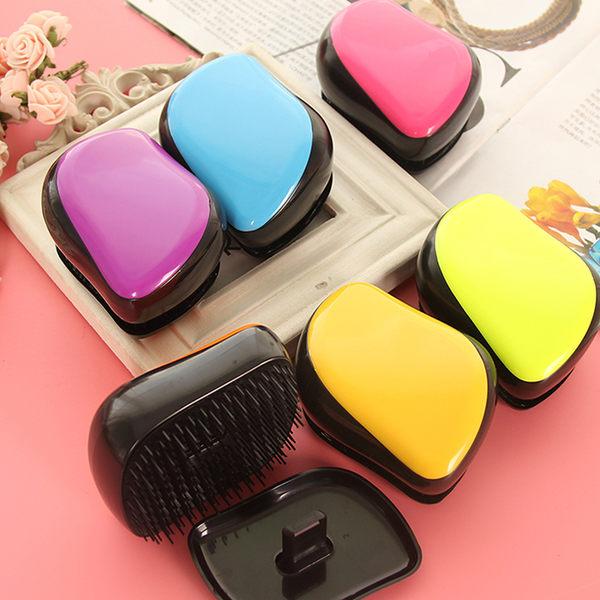 【01143】 神奇髮梳 魔法梳 乾溼可用防頭髮毛燥 靜電 打結
