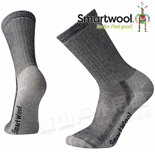 Smartwool Hike Mid SW130-043灰 男中級減震型徒步中長襪 美麗諾羊毛襪/戶外襪機能排汗襪/雪襪