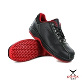 PAMAX帕瑪斯【止滑安全鞋、頂級廚師鞋】超彈力氣墊、鋼頭休閒機能工作鞋 ※ PA3307FEH