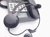 東訊TECOM DX-9753S,話務員電銷專用水晶頭電話耳機麥克風,雙北地區當日到貨,保固6個月