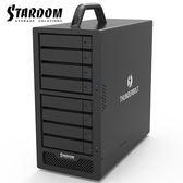STARDOM SR8-TB2-B 3.5吋硬碟 / 2.5吋固態硬碟 Thunderbolt2 8bay 磁碟陣列硬碟外接盒