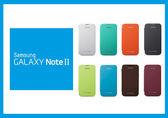 *全館免運*SAMSUNG 三星 Galaxy Note2 N7100 原廠 書本式側掀皮套