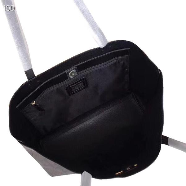 ~雪黛屋~COACH 托特包大容量可A4資料夾國際正版保證進口防水防刮皮革品證購證塵套提袋C671081