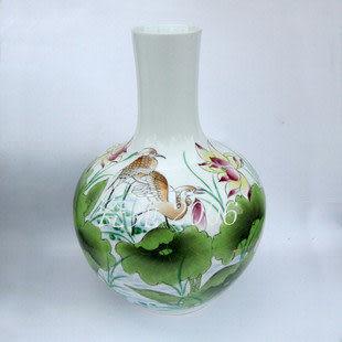 景德鎮陶瓷器 花瓶藝術瓷