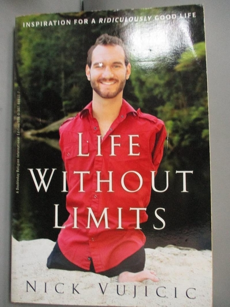 【書寶二手書T5/勵志_EXX】Life Without Limits_Nick Vujicic