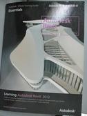 【書寶二手書T2/電腦_YEC】Learning Autodesk Revit 2012_Autodesk官方授權教材_