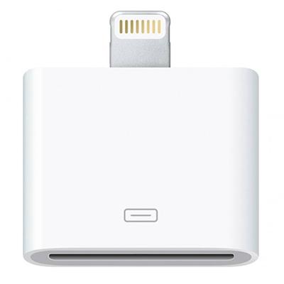 《促銷出清特價》原廠 iPhone 轉30針轉接頭 MD823FE/A