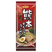 三寶棒狀熊本豚骨風味拉麵168G【愛買】