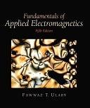 二手書博民逛書店 《Fundamentals of Applied Electromagnetics》 R2Y ISBN:0132413264│Prentice Hall