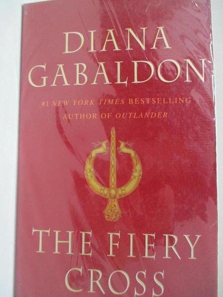 【書寶二手書T1/一般小說_A6I】The Fiery Cross_Gabaldon, Diana