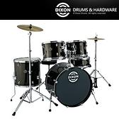 【非凡樂器】DIXON台製爵士鼓組DX系列 入門款插銷式 / 含Solar套鈸,鈸架,鼓椅,鼓棒 公司貨保固