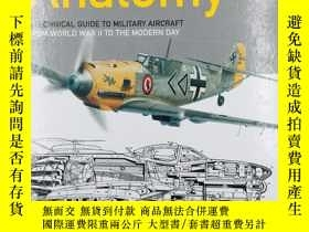 二手書博民逛書店aircraft罕見anatomy a technical gu