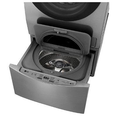 LG 2.5公斤 MiniWash迷你洗衣機 (加熱洗衣)  WT-D250HV ( 星辰銀  )
