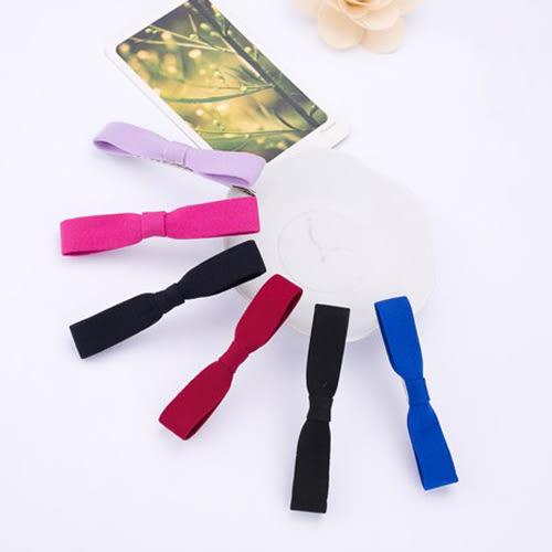 【TT81】韓國頭飾髮夾 邊夾 蝴蝶結劉海夾 韓版純色髮夾 橫夾飾品