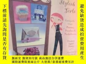 二手書博民逛書店Crafty罕見Bags for Stylish Girls: