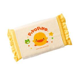 黃色小鴨 嬰兒天然乳膠枕【佳兒園婦幼館】