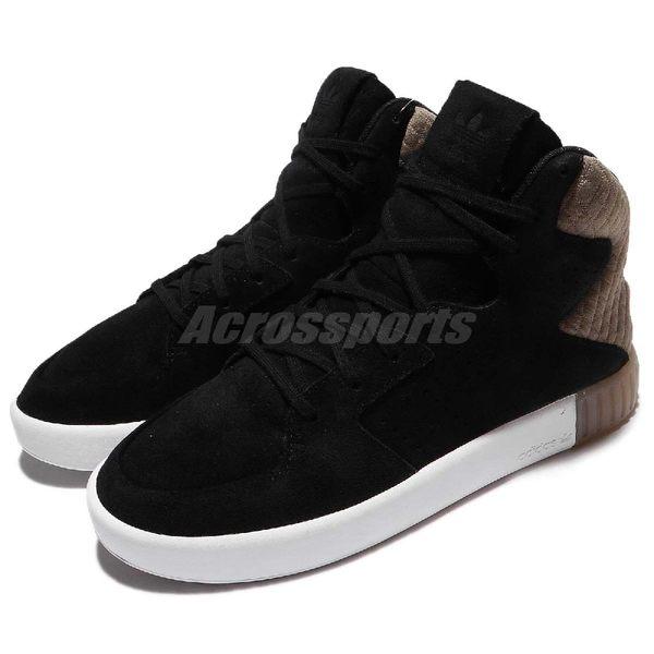 adidas 休閒鞋 Tubular Invader 2.0 W 黑 卡其 女鞋 小750 【PUMP306】 BY9182