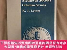二手書博民逛書店Rule罕見And Conflict In An Early Medieval SocietyY255174