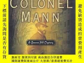 二手書博民逛書店The罕見Death of Colonel Mann: A Be