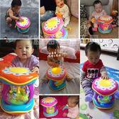 寶寶手拍鼓兒童音樂拍拍鼓可充電早教益智嬰幼兒0-1-3歲玩具禮物 igo 薔薇時尚