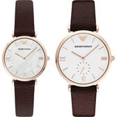 【Emporio Armani】/時尚簡約錶(男錶 女錶 Watch)/AR9042/台灣總代理原廠公司貨兩年保固