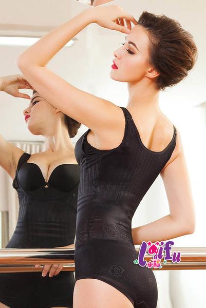 來福塑身衣,H27塑身衣超薄款透氣無痕連身塑身衣產後收腹束腰塑身衣正品,售價300元