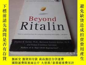 二手書博民逛書店Beyond罕見Ritalin: Facts About Med
