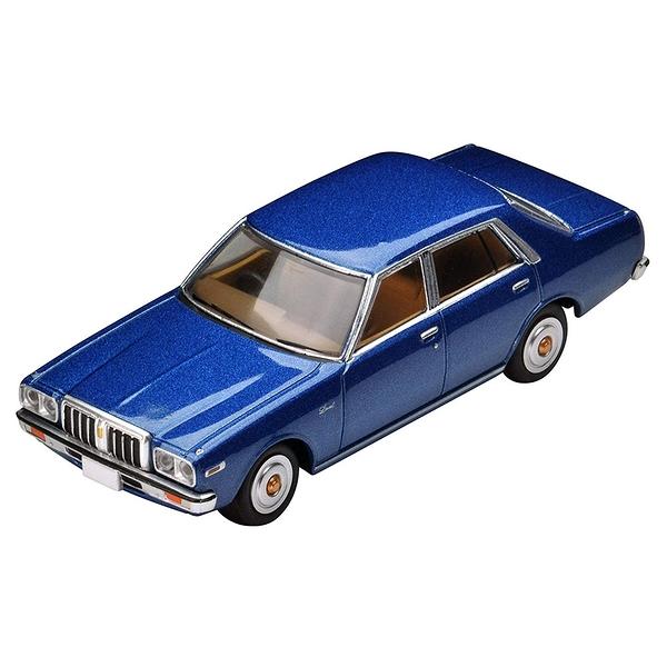 TOMYTEC LV-N 157 b 日產Laurel 2000 GL-6 (藍)_TV28459