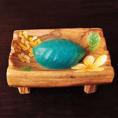 創意歐式實木香皂盒皂托木質瀝水衛生間浴室復古手工精油皂盒 居家物語