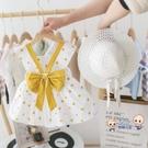 女童吊帶裙 洋裝夏款2020新款小兒童夏裝女寶棉質公主裙洋氣女寶寶裙子 2色