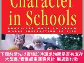 二手書博民逛書店預訂Building罕見Character In Schools: Practical Ways To Bring