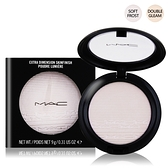 M.A.C 超激光炫彩餅(9g)#SOFT FROST+專櫃清潔卸妝試用包(隨機出貨)X1