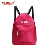 游泳包 羽克游泳包干濕分離男女防水沙發包收納袋束口包旅游雙肩包健身包 6色 交換禮物
