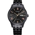 CITIZEN 星辰 羅馬紳士機械腕錶 NH7505-84E