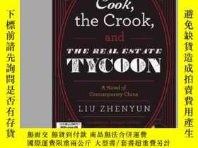二手書博民逛書店【罕見】The Cook, the Crook, and the