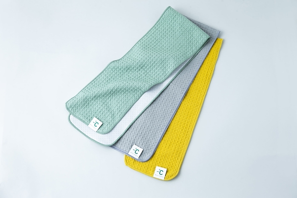 【100percent】Minus Degree Bio Sports 鬆餅布涼感運動毛巾