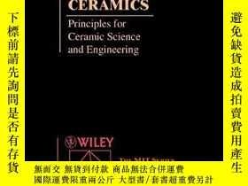 二手書博民逛書店Physical罕見CeramicsY255562 Yet-ming Chiang Wiley 出版1996